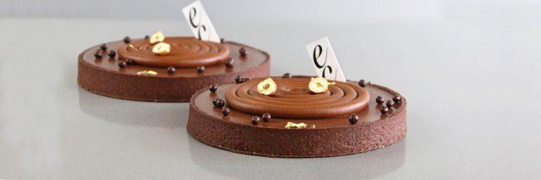 Tarta de Chocolate y Caramelo