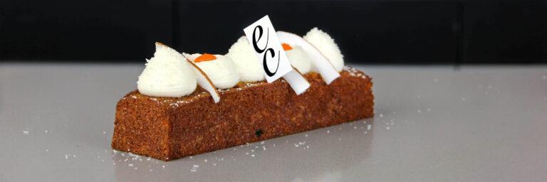Pastel de Zanahoria y coco
