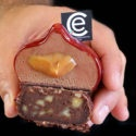 Brownie con Gianduja y Caramelo Salado