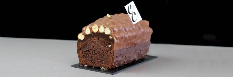 Cake de Chocolate y Avellana