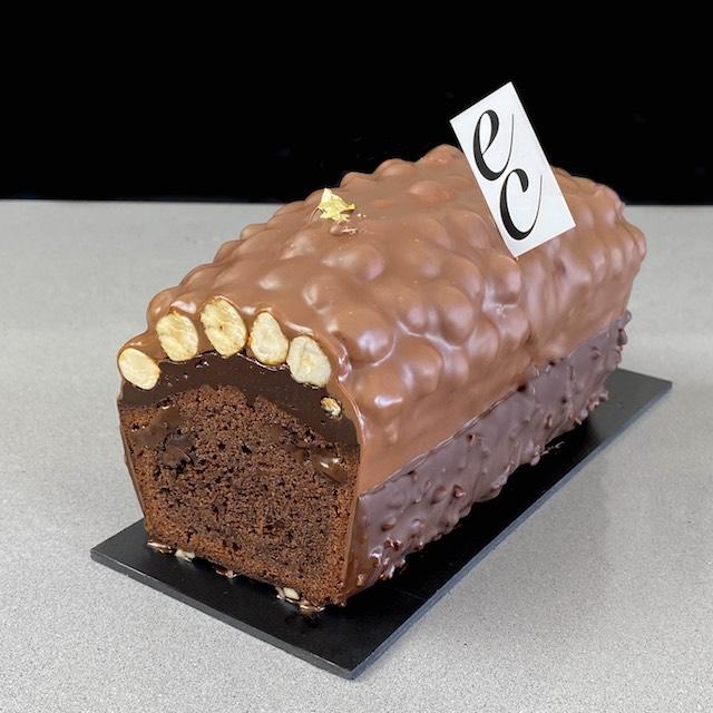 Cake de Chocolate y Avellana