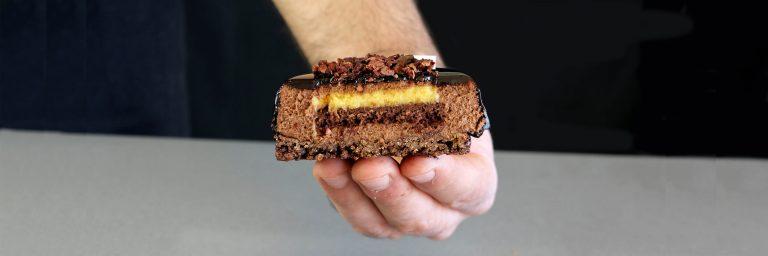 Petits Gâteaux de Gianduja
