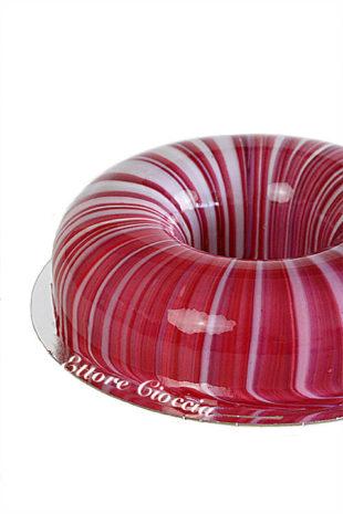 Glaseado Espejo Mármol con tres colores