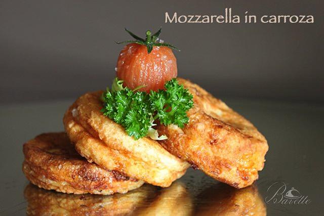 Mozzarella in carroza