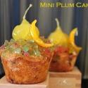 Mini Plum cake