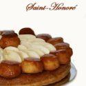 Saint-Honoré con crema chiboust