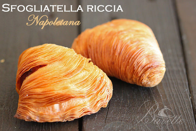 Sfogliatella Riccia napoletana