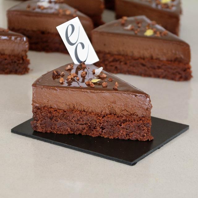 Tarta de Almendra y Chocolate cremeux intenso